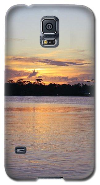Saturday At Sundown Galaxy S5 Case