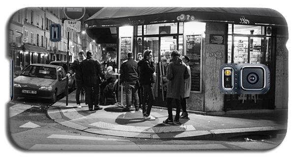 Saturday Evening In Paris Galaxy S5 Case