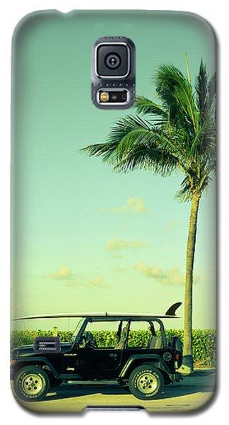 Saturday Galaxy S5 Case