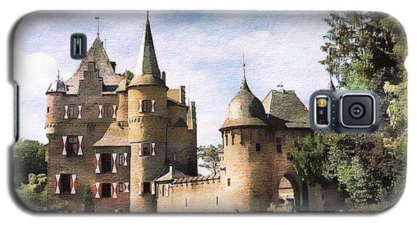 Satzvey Castle  Galaxy S5 Case