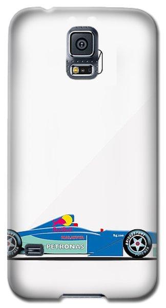 Sauber Petronas C20 F1 Poster Galaxy S5 Case