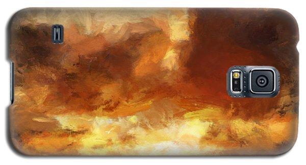 Saulriets Galaxy S5 Case