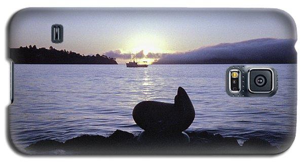 Sausalito Morning Galaxy S5 Case