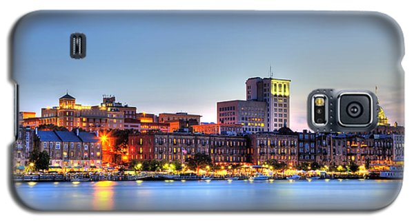 Savannah Skyline Galaxy S5 Case