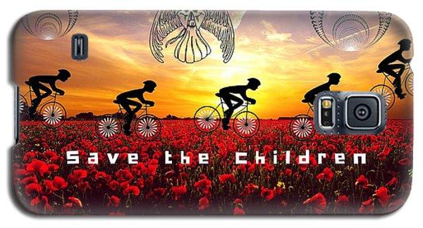 Save The Children Galaxy S5 Case