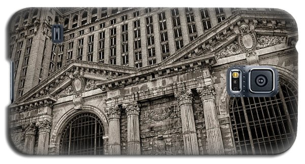 Save The Depot - Michigan Central Station Corktown - Detroit Michigan Galaxy S5 Case