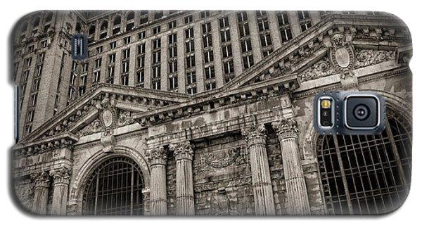 Save The Depot - Michigan Central Station Corktown - Detroit Michigan Galaxy S5 Case by Gordon Dean II