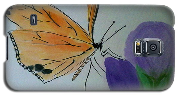 Save The Monarchs Galaxy S5 Case