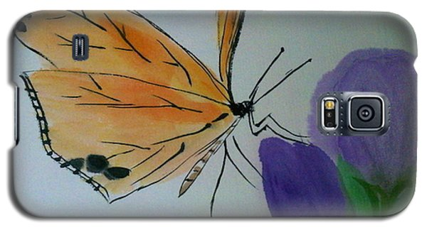 Save The Monarchs Galaxy S5 Case