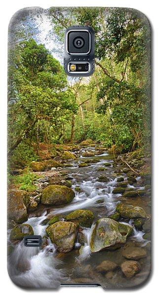Savegre River - Costa Rica 5 Galaxy S5 Case