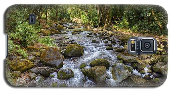 Savegre River - Costa Rica Galaxy S5 Case