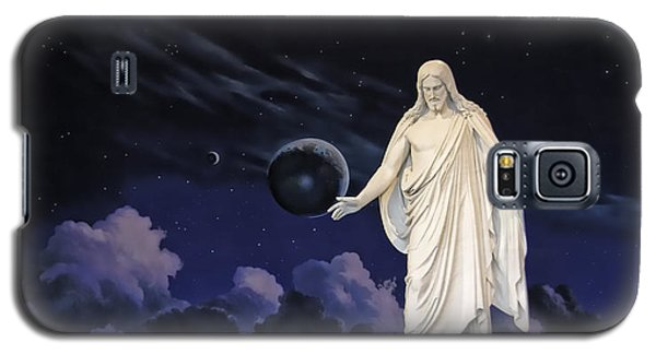 Savior Of The World Galaxy S5 Case