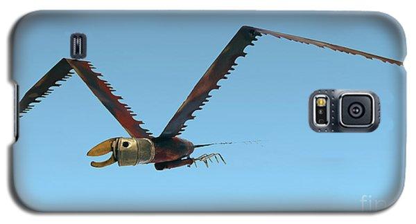 Saw Bird -raptor Galaxy S5 Case