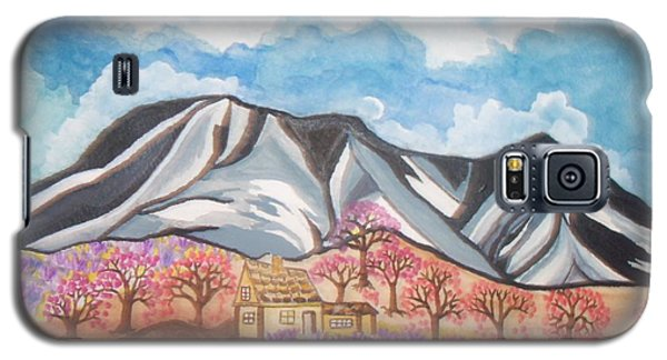 Sawtooth Mountain Farm Galaxy S5 Case by Connie Valasco