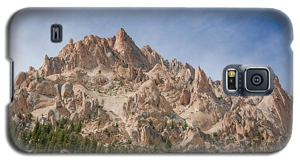 Sawtooth Mountains Galaxy S5 Case