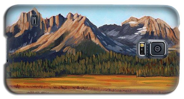 Sawtooth Mountains - Iron Creek Galaxy S5 Case