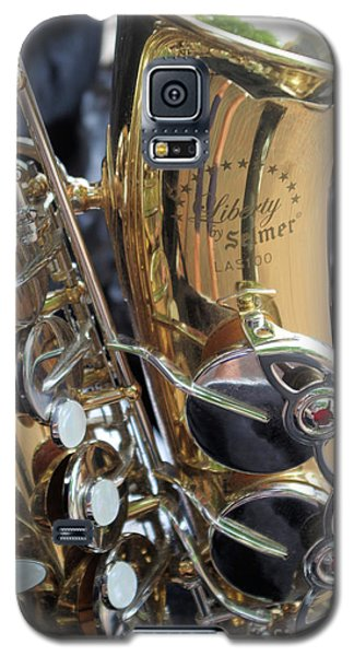 Sax In The City Galaxy S5 Case