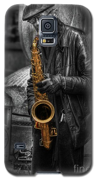 Sax Love Galaxy S5 Case