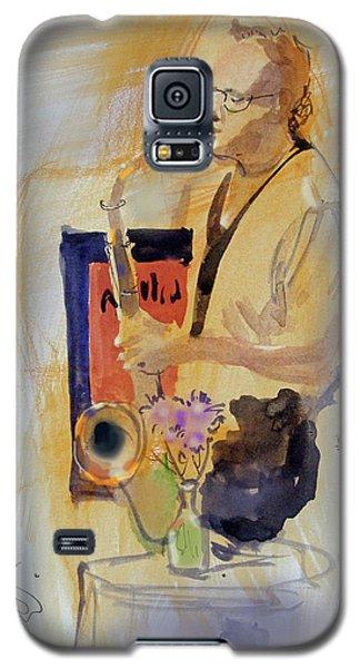Sax Man Galaxy S5 Case
