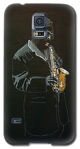 Sax Player Galaxy S5 Case