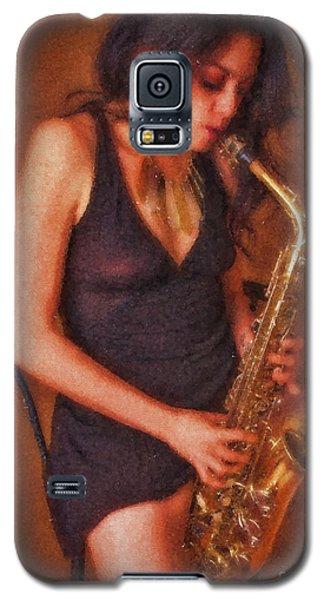 Sax Solo  ... Galaxy S5 Case