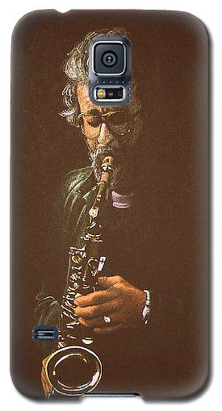 Saxophonist Galaxy S5 Case