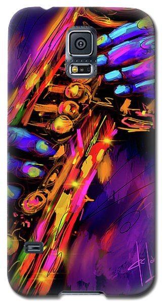 Saxy Hands Galaxy S5 Case
