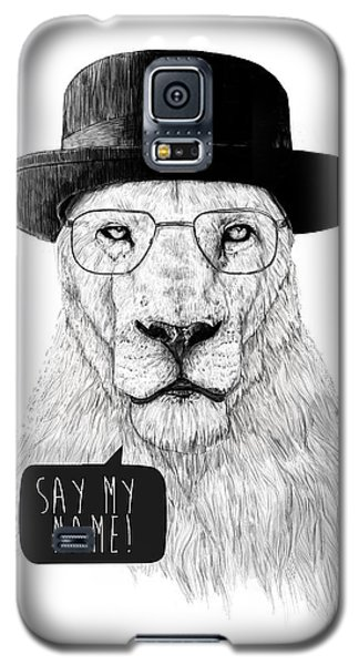 The White House Galaxy S5 Case - Say My Name by Balazs Solti