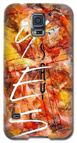 Say Galaxy S5 Case