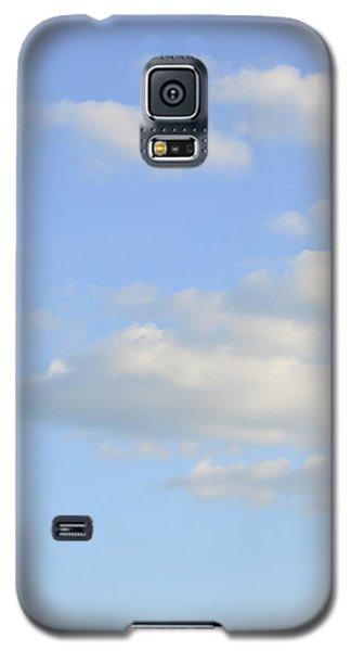 Say Vertical Galaxy S5 Case