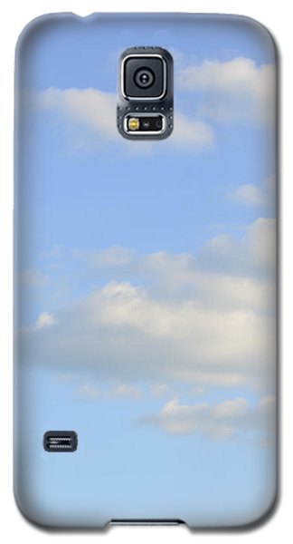 Say Vertical Galaxy S5 Case