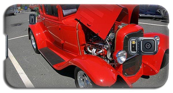 Sc Car Show -- 10/14/2006 Red Galaxy S5 Case