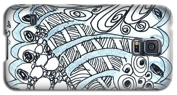 Scallops Galaxy S5 Case