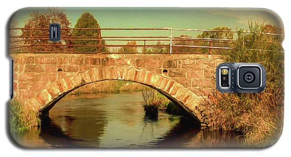 Scandinavia Stone Bridge 1 Galaxy S5 Case by Trey Foerster