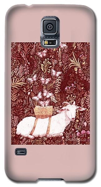 Scapegoat Healing Tapestry Print Galaxy S5 Case