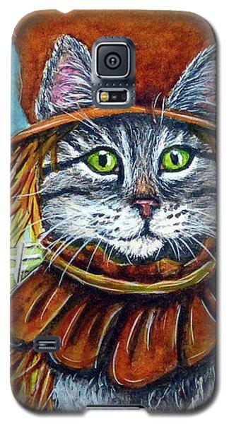 Scarecrow Tabby Galaxy S5 Case