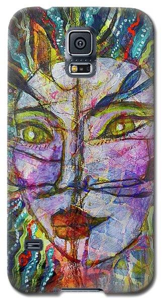 Scarred Beauty Galaxy S5 Case