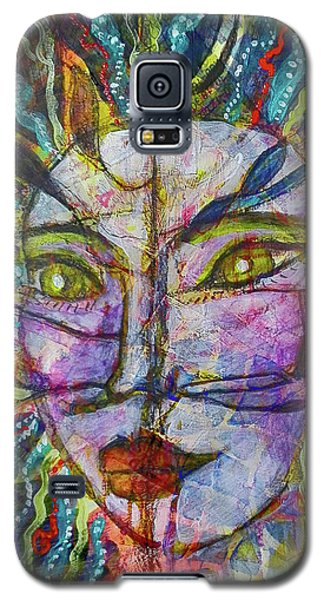 Scarred Beauty Galaxy S5 Case