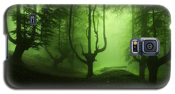 The Funeral Of Trees Galaxy S5 Case