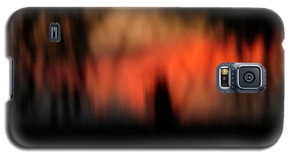 Galaxy S5 Case featuring the photograph Scary Nights by Marilyn Hunt