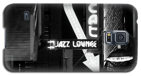Scat Jazz Bw 11217 Galaxy S5 Case