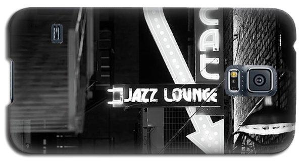 Scat Jazz Bw 11217 Galaxy S5 Case
