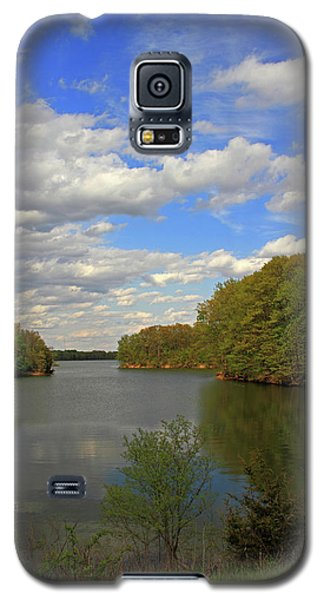 Scattered Clouds Galaxy S5 Case