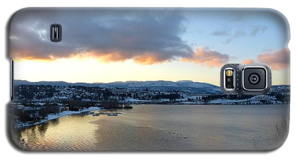 Galaxy S5 Case featuring the photograph Scenic Lake Country by Will Borden