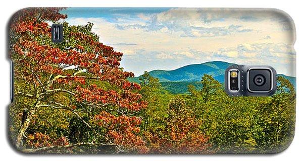 Scenic Overlook Blue Ridge Parkway Galaxy S5 Case