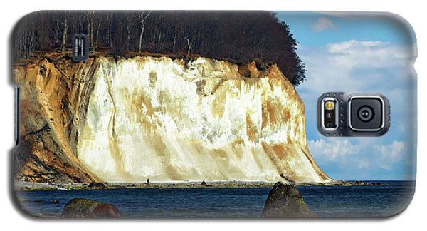 Scenic Rugen Island Galaxy S5 Case by Anthony Dezenzio