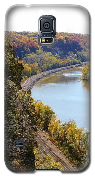 Galaxy S5 Case featuring the photograph Scenic View by Bruce Bley