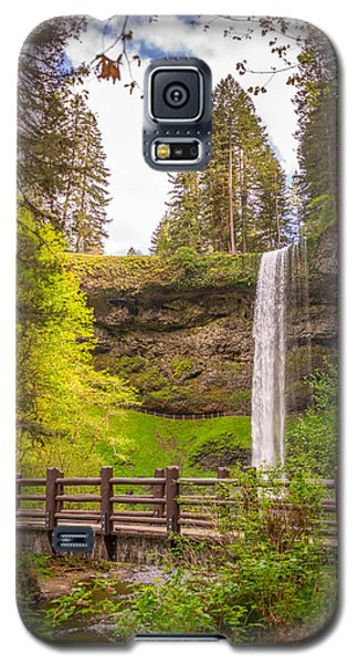 Scenic Waterfalls Galaxy S5 Case