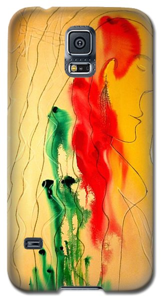 Scent Of An Orchid Galaxy S5 Case