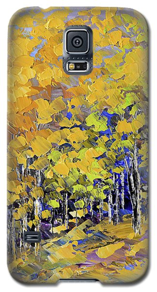 Scented Woods Galaxy S5 Case by Tatiana Iliina